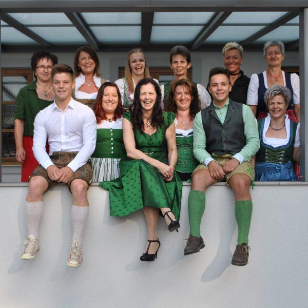Das Team vom Toplerhof